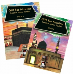 A Gift for Muslim Book, Islamic Studies Curriculum for school, A New 2 part Latest Edition