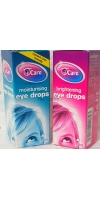 iCare Brightening, Moisturing Eye Drops 10ml, Contact lens Friendly & sparkling