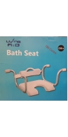 Best Bath Seat with Back Rest Support for Elderly Disability Living Aid