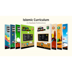 Islamic Curriculum by: An Nasihah ( Coursebook ) Studies & Workbook Series NEW