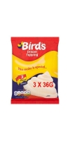 BIRDS DREAM TOPPING 108g, BEST DESSERTS CUSTARD TRIFLE COOKIE CREAM