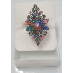 Multi coloured Ring Adjustable to any Size.