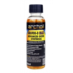 100ml Archoil AR6900-D Max Advanced Diesel Fuel Synthesis, CLEANS TURBO DPF & CAT