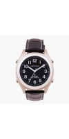 Precision Verbailse MR73 Men's Radio Controlled Talking Watch for the Blind