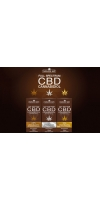 CBD Sprays by Natures Aid, 2.5% - 5% & 10%, Hemp Oil