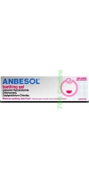 Anbesol Teething Gel 10g Effective Relief for Baby Teething Pain, Sugar Free 5m+