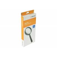 Best Hand Held 6 x Magnifying Glass by Mercury 700.054 Small Print Map Reading