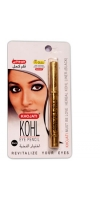 Kajal, Khojati Herbal Kohl Eye Liner Pencil Black