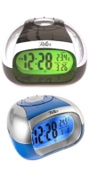 Reflex Talking Alarm LCD Clock with Temperature, for the Blind Partially Sighted